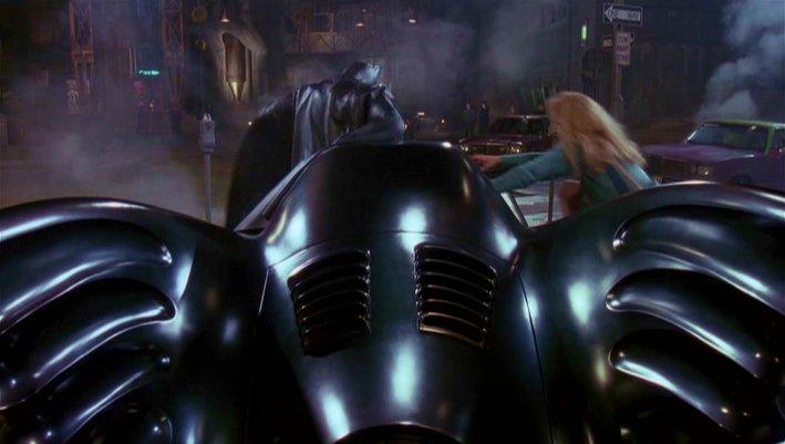 Made for Movie Batmobile, Batman
