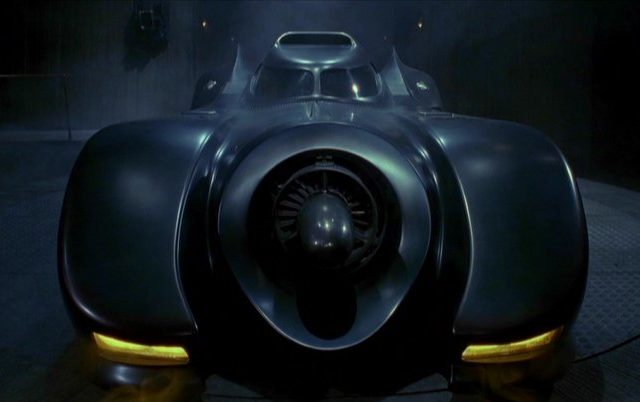 Made for Movie Batmobile, Batman 1989