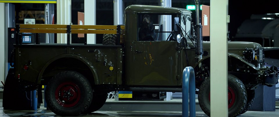 1958 Dodge M-37 B1, Need for Speed