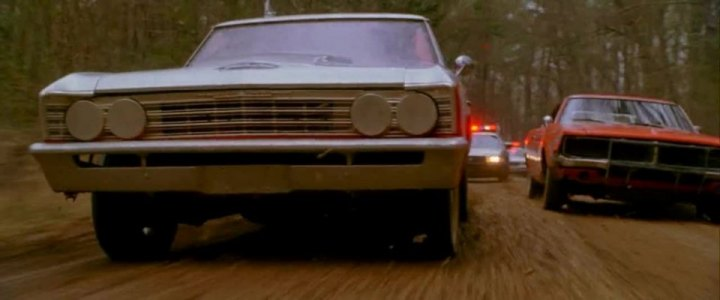 1967 Chevrolet Chevelle, The Dukes of Hazzard 2005