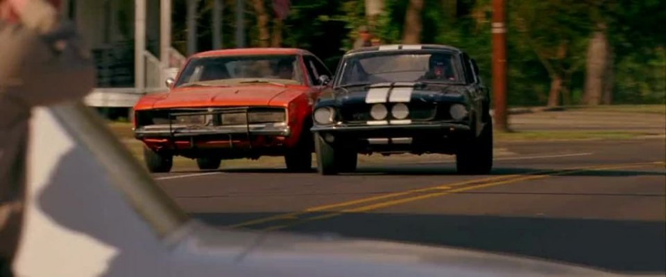 "1967 Mustang Fastback >> All the Cars in ""The Dukes of Hazzard"" (2005)"