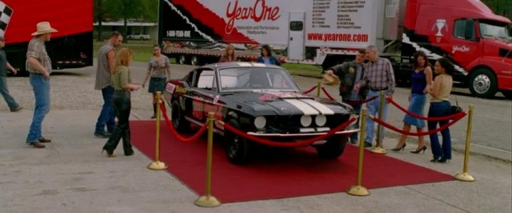 1967 Ford Mustang Fastback 2+2, The Dukes of Hazzard 2005