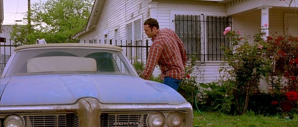 1968 Pontiac LeMans Convertible, Dodgeball + A True Underdog Story + 2004