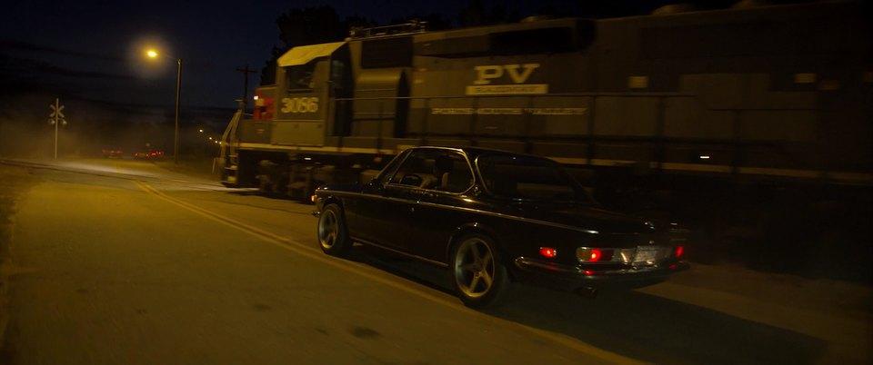 1969 BMW 2800 CS E9