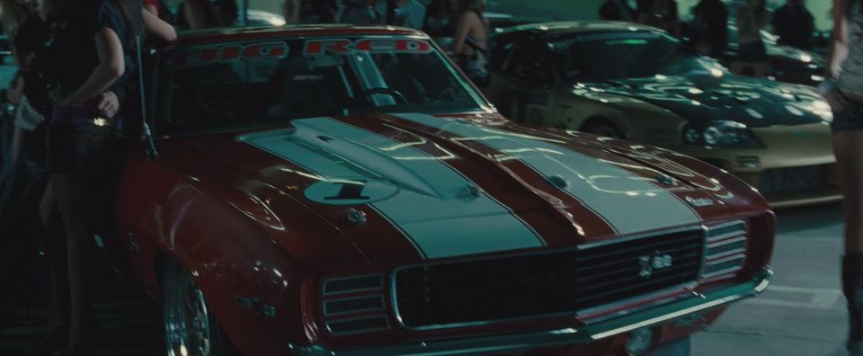1969 Chevrolet Camaro Z28, The Fast and the Furious 4 2009
