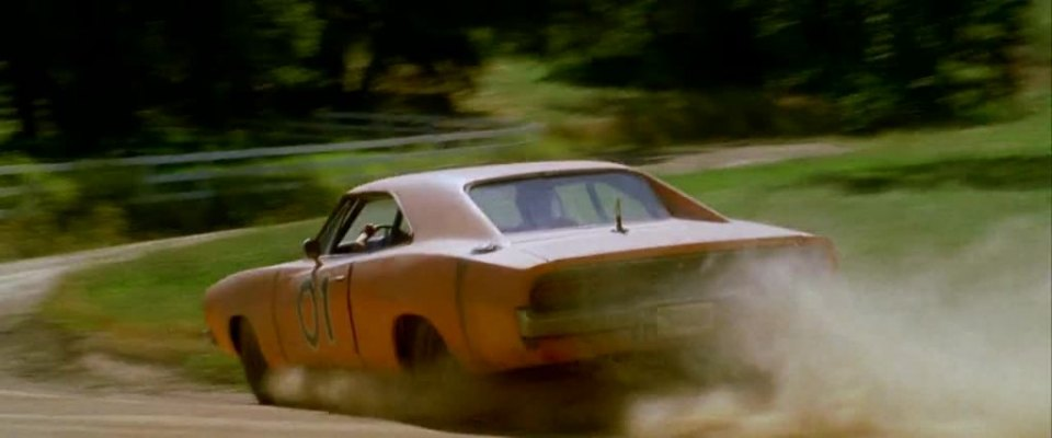 1969 Dodge Charger, The Dukes of Hazzard