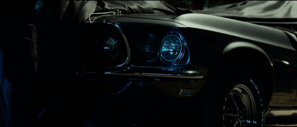 1969 Ford Mustang, John Wick Chapter 2