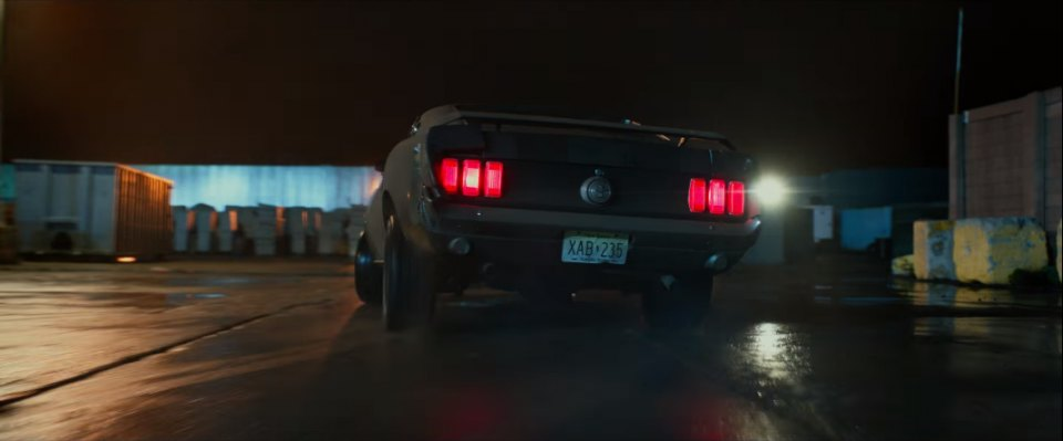 1969 Ford Mustang, John Wick Chapter 2 2017