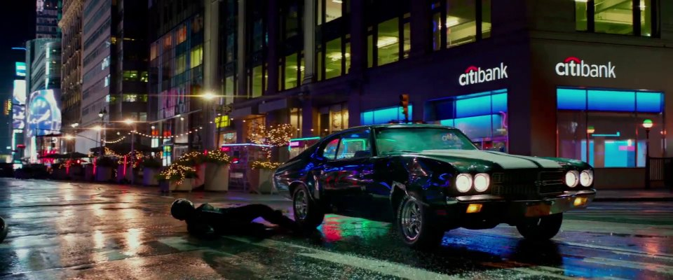 1970 Chevrolet Chevelle, John Wick Chapter 2 2017
