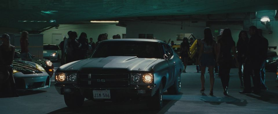 1970 Chevrolet Chevelle SS, The Fast and the Furious 4
