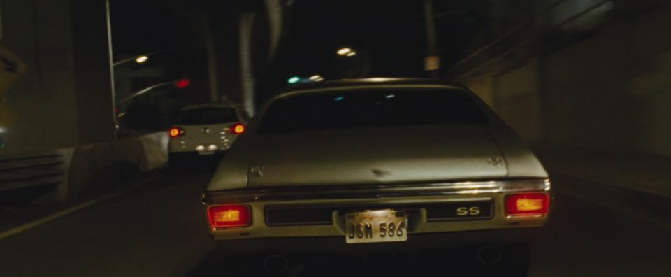 1970 Chevrolet Chevelle SS, Fast and Furious 4