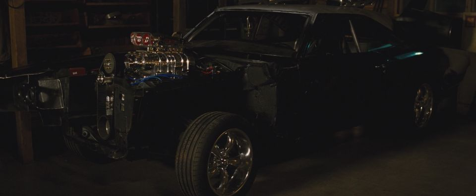 1970 Dodge Charger The Fast And Furious 4