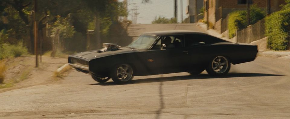 """1978 Ford Truck >> All the Cars in """"The Fast and the Furious 4"""" (2009)"""