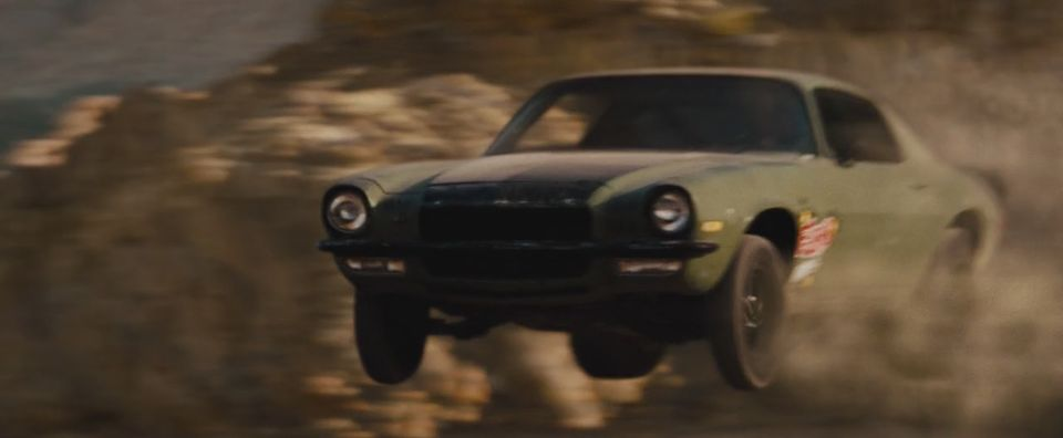 1973 Chevrolet Camaro RS-Z28 F-Bomb, The Fast and the Furious 4 2009