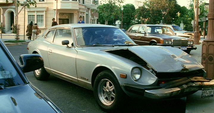 1975 Datsun 280Z 2+2 S30, Bruce Almighty 2003