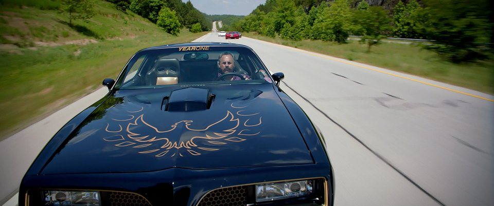 1977 Pontiac Firebird Trans Am BAN-1 by Year One