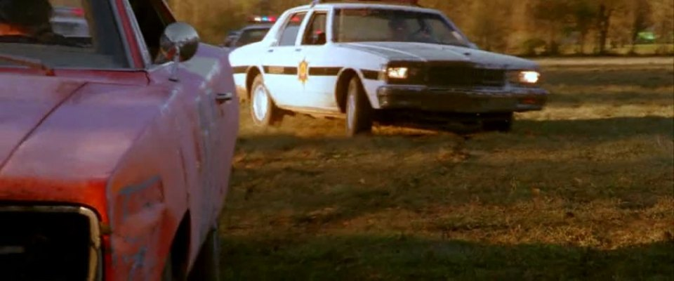 1987 Chevrolet Caprice 9C1