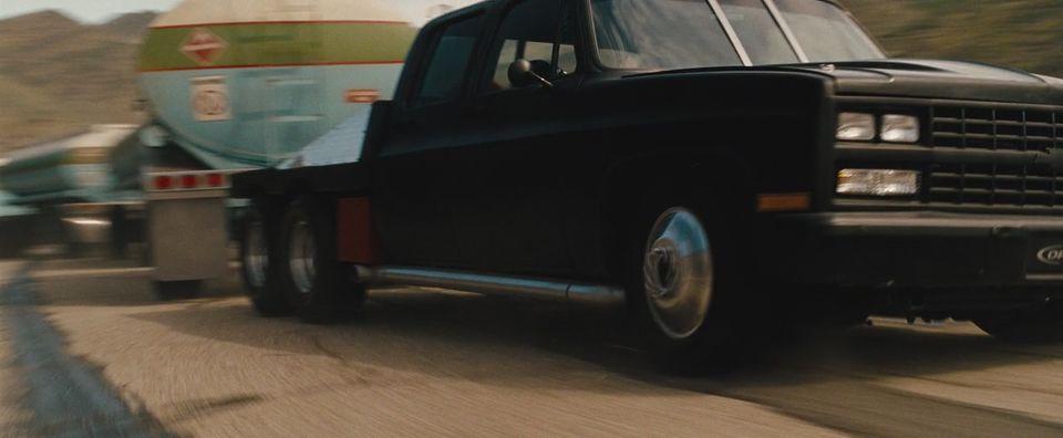 1989 Chevrolet R-3500 Crew Cab