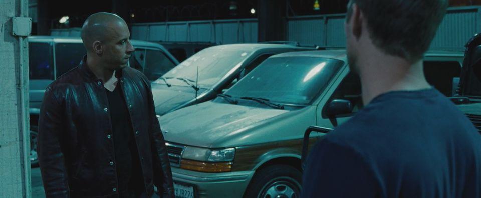 1991 Dodge Caravan LE