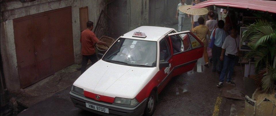 1992 Proton Saga Iswara