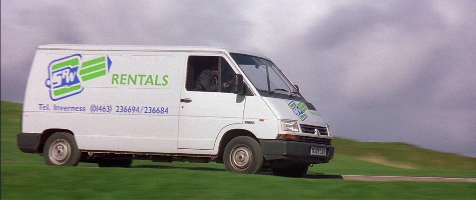 1996 Renault Trafic T1100D LWB Serie 1