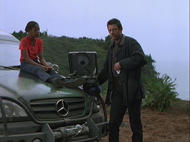 1997 Mercedes-Benz ML 320 Pre-Production W163, The Lost World + Jurassic Park 2