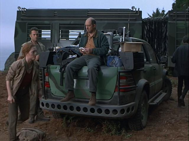 1997 Mercedes-Benz ML 320 Pre-Production W163, The Lost World Jurassic Park 1997