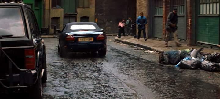 1998 Jaguar XKR X100