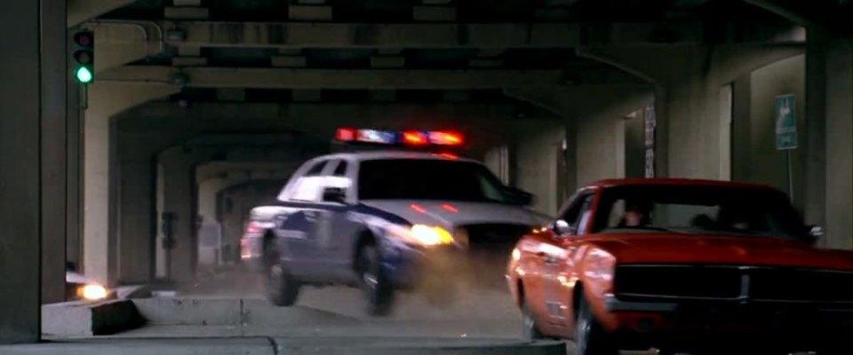 1999 Ford Crown Victoria Police Interceptor P71