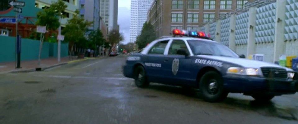 1999 Ford Crown Victoria Police Interceptor P71