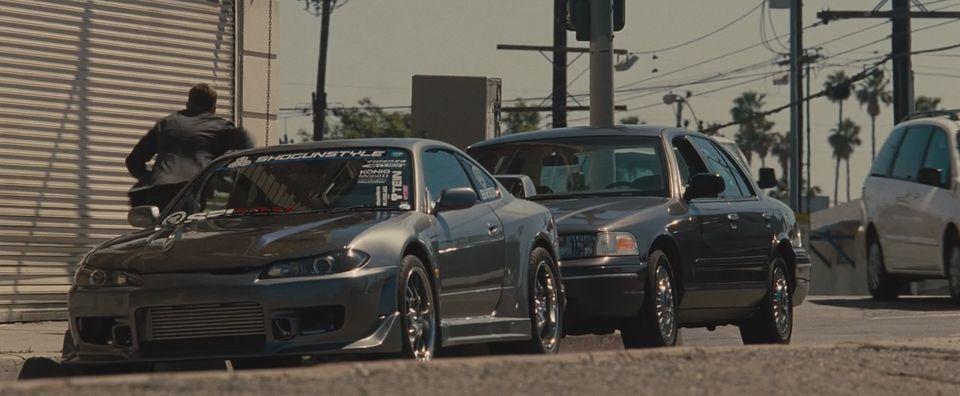 2000 Nissan Silvia S15