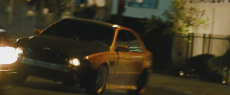 2001 BMW 540i E39