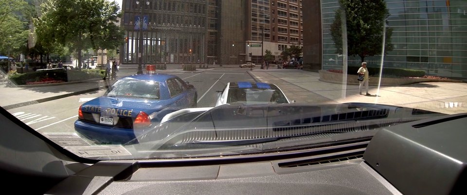 2001 Ford Crown Victoria Police Interceptor P71
