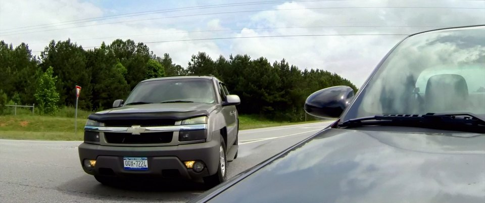 2002 Chevrolet Avalanche GMT805