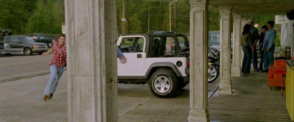2004 Jeep Wrangler Rubicon TJ