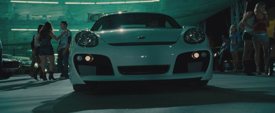2007 TechArt GTsport 987