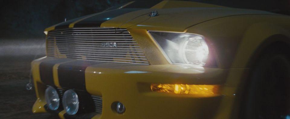 2008 Ford Mustang GT 550R Tjaarda S197