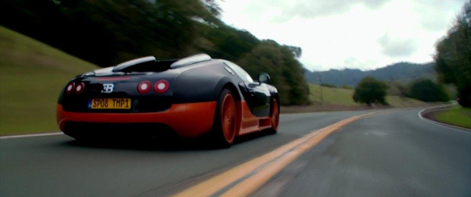 2010 Bugatti Veyron SS Replica