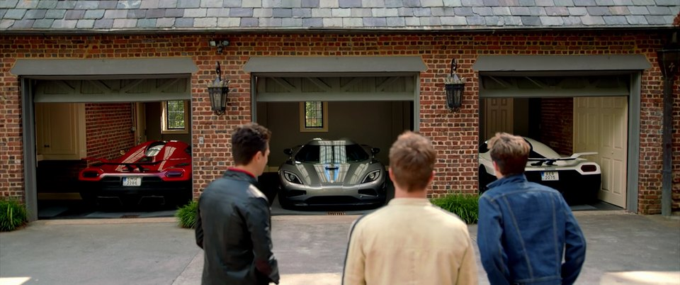 2010 Koenigsegg Agera Replica, Need for Speed 2014