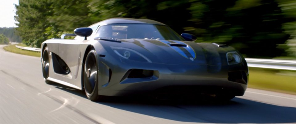 2010 Koenigsegg Agera Replica 6 Best Movie Cars