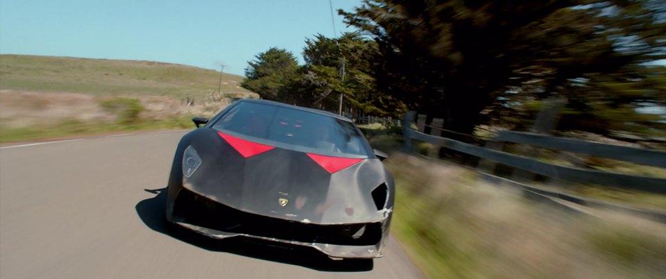 2010 Lamborghini Sesto Elemento Replica