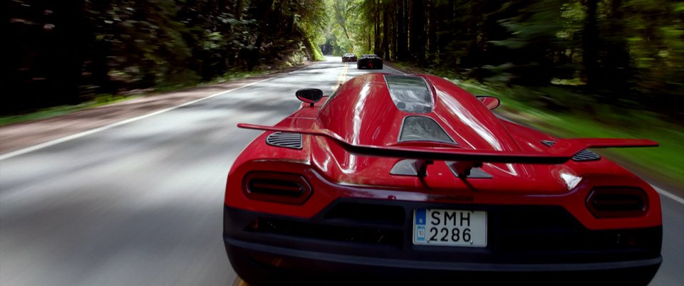 2011 Koenigsegg Agera R Replica 19 Best Movie Cars