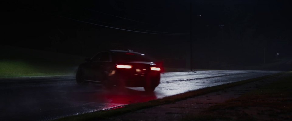2012 Audi A8 L TFSI Quattro D4 Typ 4H, Iron Man 3