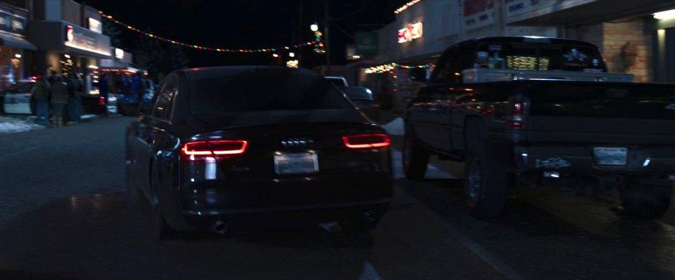2012 Audi A8 L TFSI Quattro D4 Typ 4H, Iron Man 3 + 2013