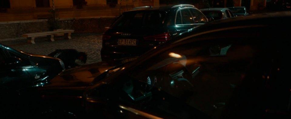 2013 Audi Q3 2.0 TDI Typ 8U
