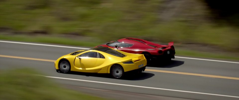 2013 GTA Spano Replica