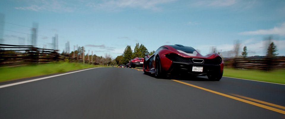 2013 McLaren P1 Replica, Need for Speed