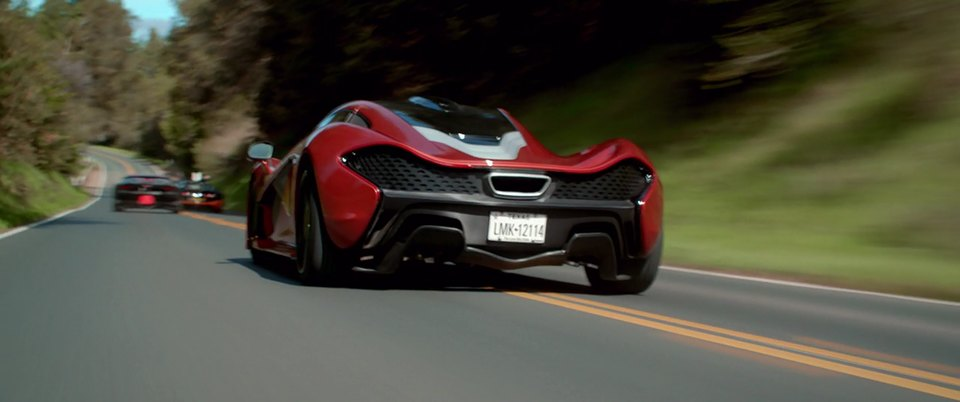 2013 McLaren P1 Replica, Need for Speed 2014