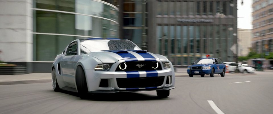 2014 Ford Mustang GT S197, Need for Speed 2014