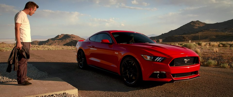 2015 Ford Mustang GT Pre-production S550, Need for Speed 2014